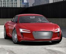 Audi R8 e-Tron video