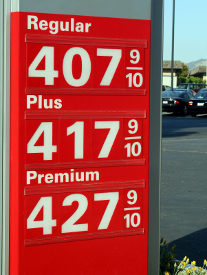 Cheapest Gas Prices >> Gasoline Prices