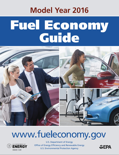 Fuel Economy Guide Cover