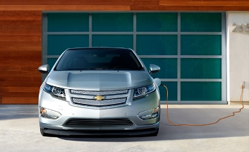 Chevrolet Volt enchufable