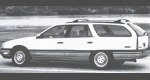 1987 Ford Taurus Wagon