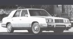 1988 Chrysler New Yorker Turbo