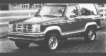 1989 Ford Bronco II 2WD