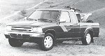 1990 Toyota Truck 4WD