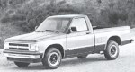 1991 Chevrolet S10 Pickup 4WD