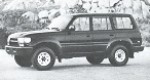 1991 Toyota Land Cruiser Wagon 4WD