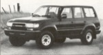 1992 Toyota Land Cruiser Wagon 4WD