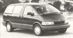 1992 Toyota Previa All-Trac