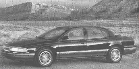 1995 Chrysler New Yorker/LHS
