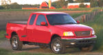 1999 Ford F250 Pickup 2WD CNG