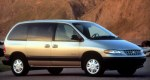 1999 Plymouth Voyager/Grand Voyager 2WD