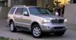 2003 Lincoln Aviator 4WD