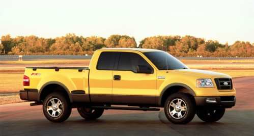 Ford F-150 (bi-combustible LPG)