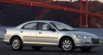 2005 Chrysler Sebring 4 Door