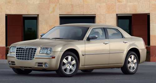 2006 Chrysler 300C/SRT-8