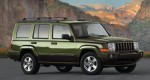 2007 Jeep Commander 4WD