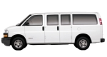 2008 Chevrolet Express 1500 AWD