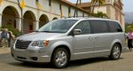 2008 Chrysler Town and Country/Voyager/Grand Voy. 2WD