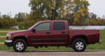 2008 GMC Canyon Crew Cab 2WD
