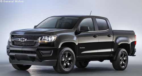 2017 Chevrolet Colorado 2WD