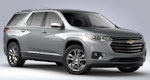2021 Chevrolet Traverse FWD